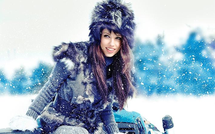 Jakie czapki na zimę?