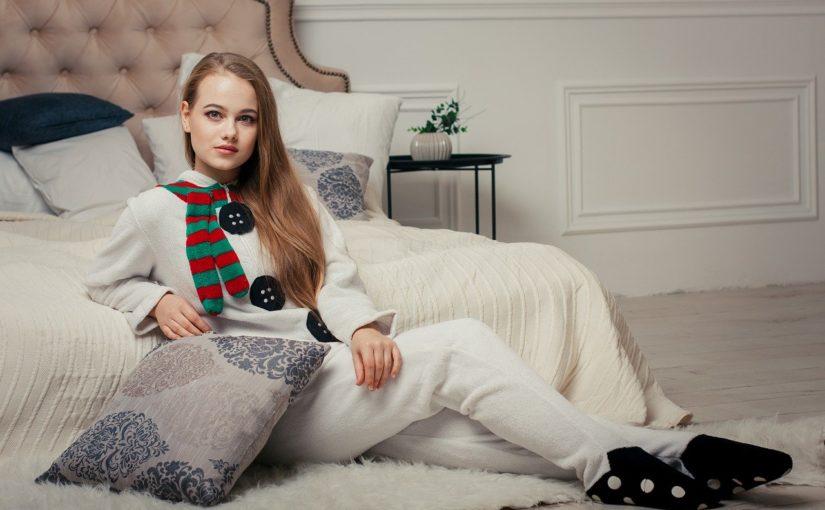 Piękne piżamy dla puszystych! Sprawdź najciekawsze modele